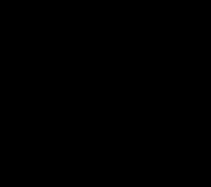 Charge amps laddbox logotyp svart med transparent bakgrund