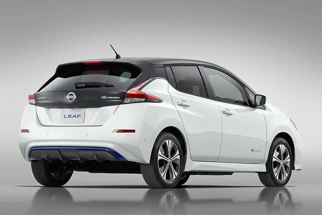 Nissan Leaf: En billig elbil