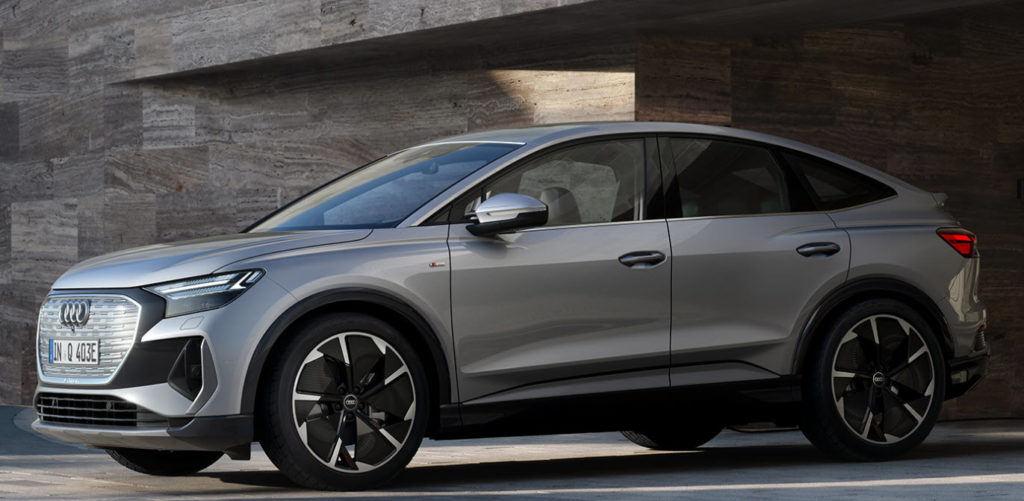 Audi Q-4 e-tron